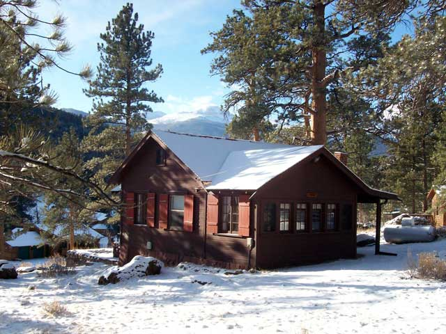 Little Brown Cabin Pine Creek Cabins